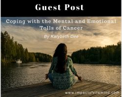 Coping with the Mental and Emotional Tolls of Cancer